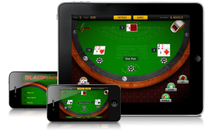 blackjack op iPad