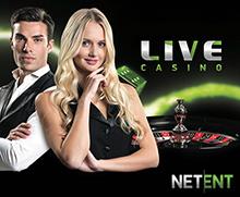 Beste live Netent casino's