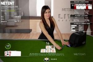Live NetEnt Casino